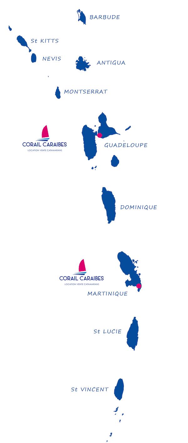 Carte-des-Antilles-de-Corail-Caraibes